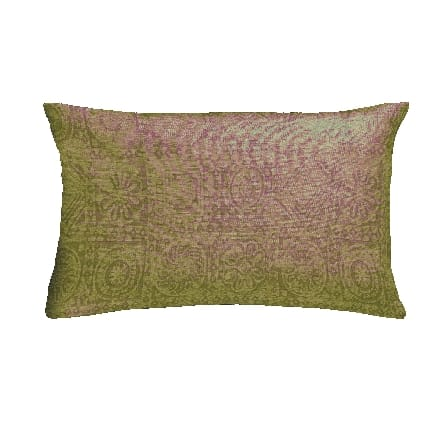 Oblong cushion