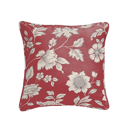 Piped cushion